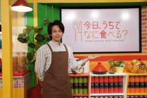 中村倫也,料理,上手,YouTube,レシピ動画,番組
