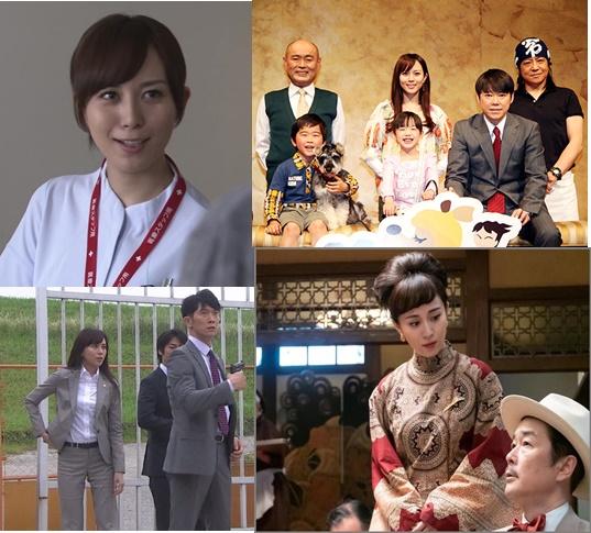 深田恭子,7月ドラマ,代役,比嘉愛未